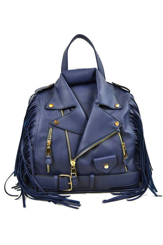 Rizzo Backpack Navy Blue