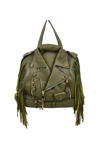 Rizzo Backpack Olive