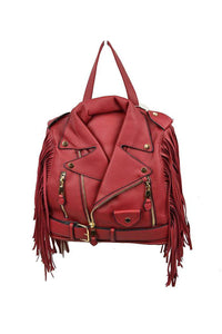 Rizzo Backpack Red