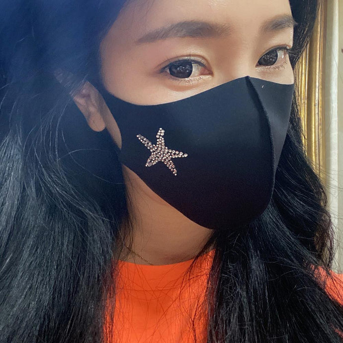 Starfish Mask Black
