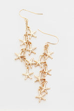 Starfish Rope Earrings