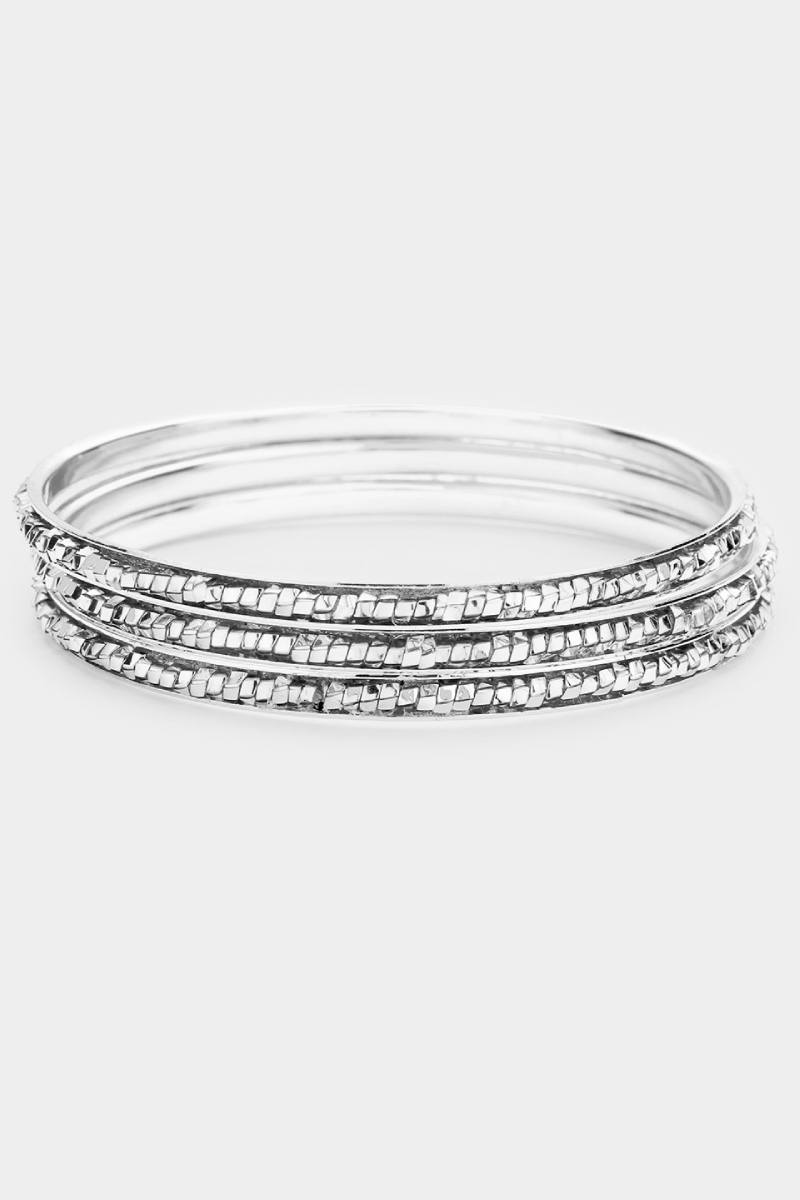 Having Fun Stackables Silver