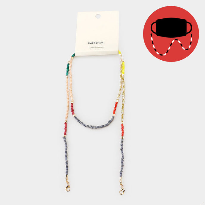 Muliti Color Mask Chain