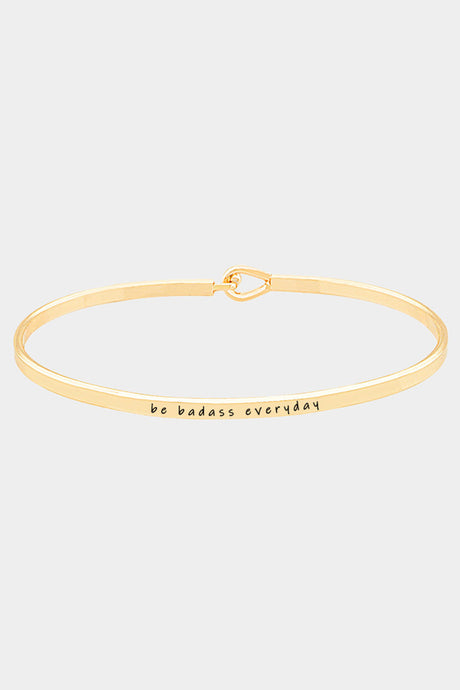 Be Badass Everyday Bracelet