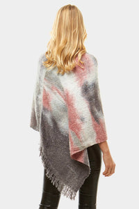 Magic Swirl Poncho