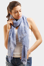 Grommets In The Sky Scarf