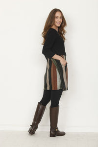 Seasonal Tunic Black