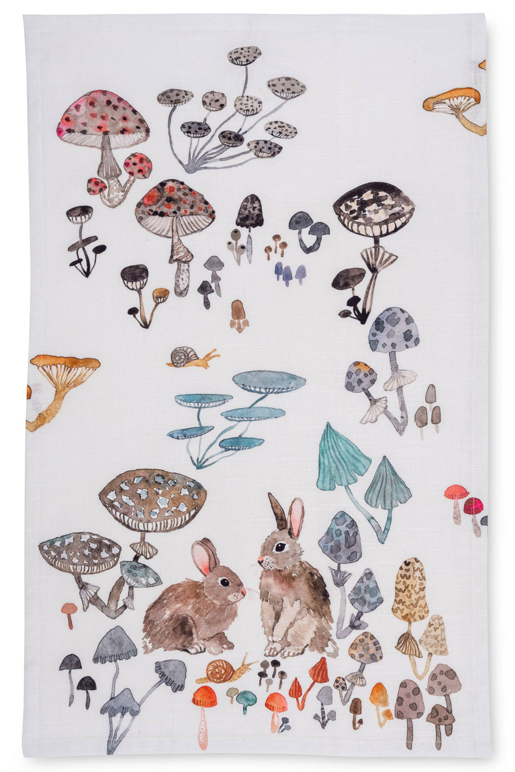 Field Bunny Tea Towels