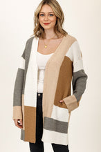 Talk Taupe To Me Cardigan