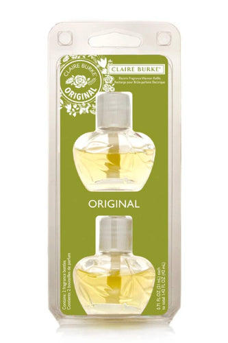 Claire Burke Fragrance Original Warmer Refills
