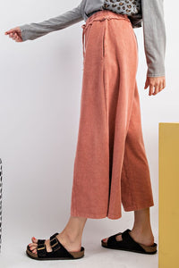 Frederica Pants Coral