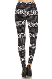 Nordic Leggings O/S