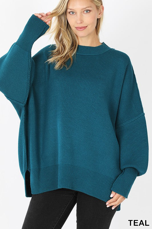 Oversized Dreams Teal