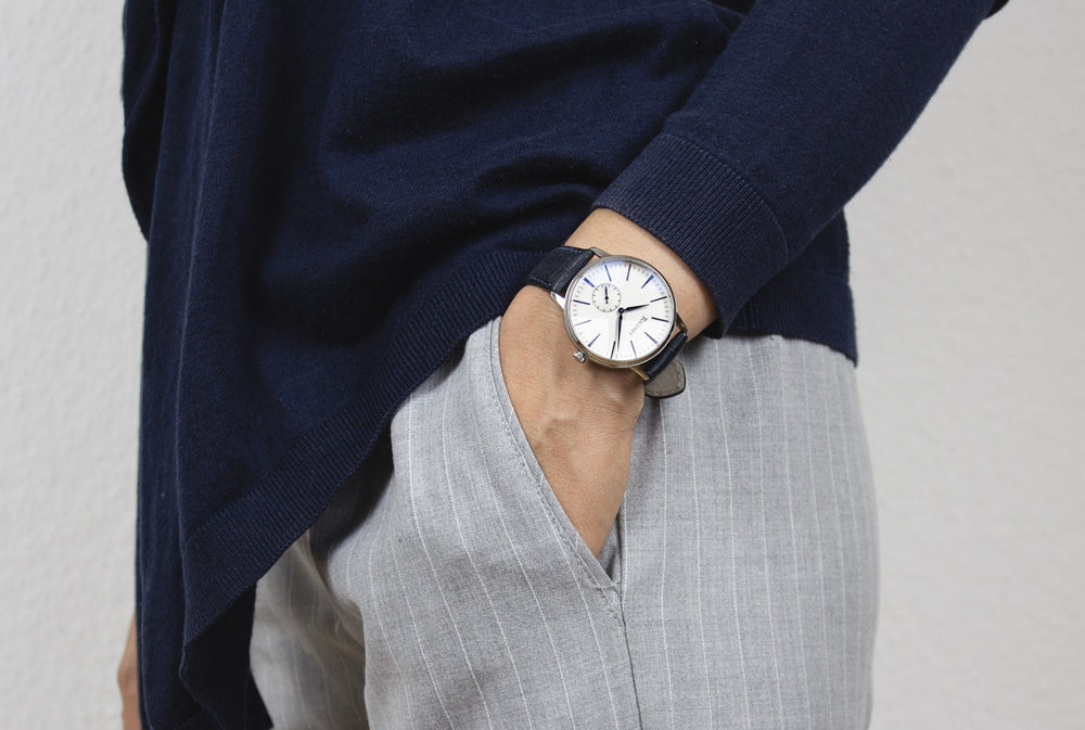 Tordney Watch: Mono, Navy/Navy