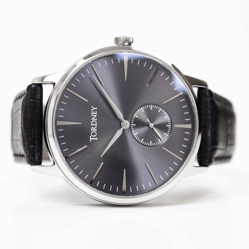 Mono, Warm Grey Dial/Black