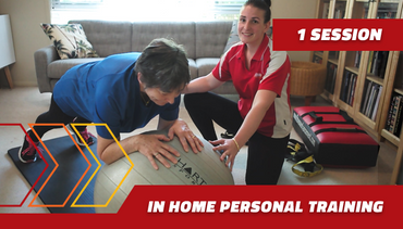 1 in home Personal Training session