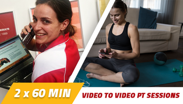 14 day Video to Video Personal Training 1 x 60 minutes per week