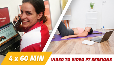 14 day Video to Video Personal Training 2 x 60 minutes per week