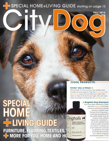 City Dog Magazine Fall 2015
