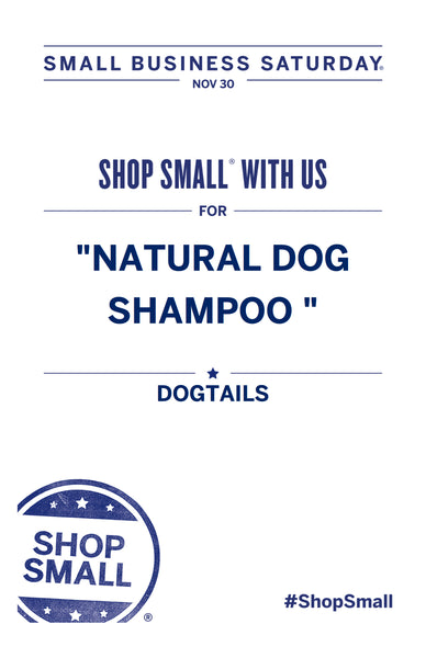American Express Shop Small Dogtails