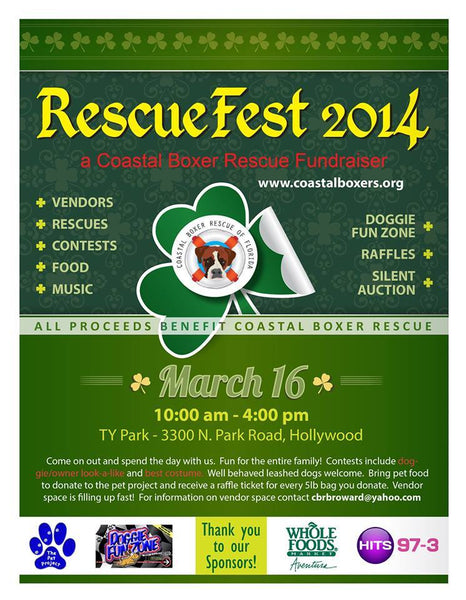 RescueFest TY PARK March 16, 2014