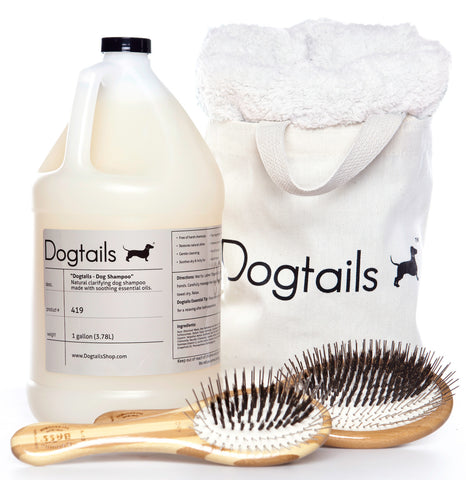 Dogtails DOG GROOMING KIT