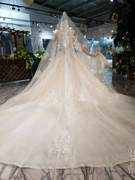 Etoile de Luxe - Luxurious wedding Gown