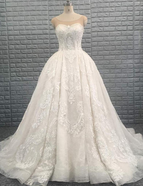 Katherine Wedding Ball Gown