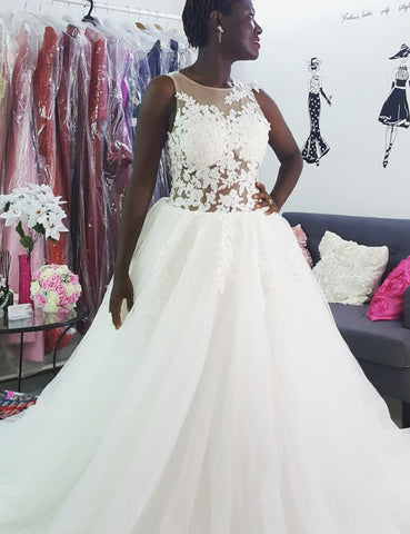 Bandjoun Queen - Wedding Gown