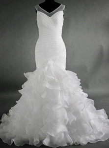 Sweetheart - Ruffle Bridal Gown