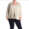 Plus Size Cardigan Bobeau