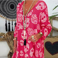 Women's Skulls Skeleton Cover Up Summer Dress - FREE SHIPPING USA - Wild Time Fashion