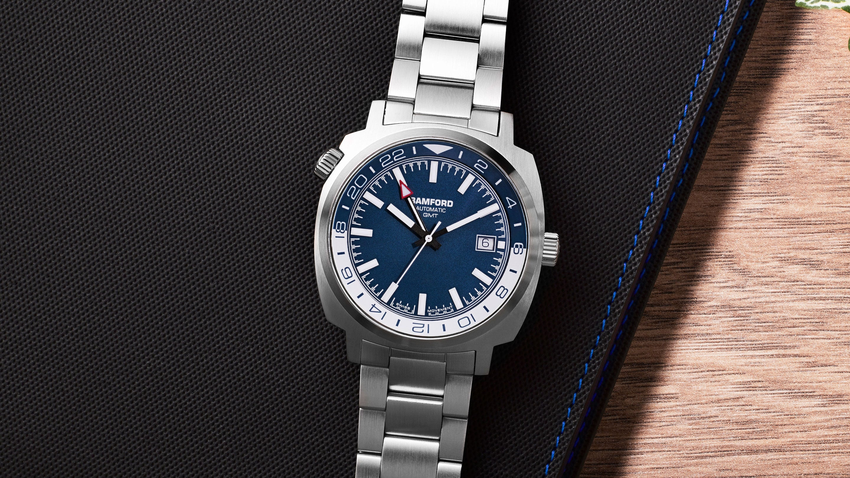 Introducing The Bamford London GMT