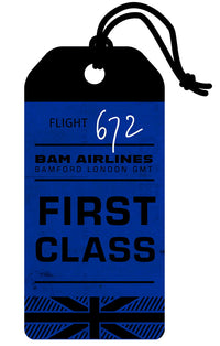 Modern Pack Bamford Airlines GMT stickers [pack of 7]