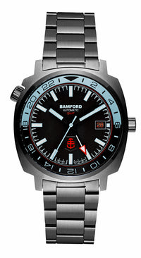 Bamford London x Time+Tide GMT1