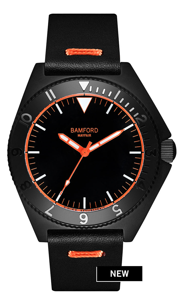 Bamford Mayfair - Neon Orange