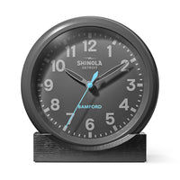 Shinola X Bamford London Limited Edition - Runwell Wall Clock