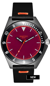 Bamford Mayfair - Claret Red
