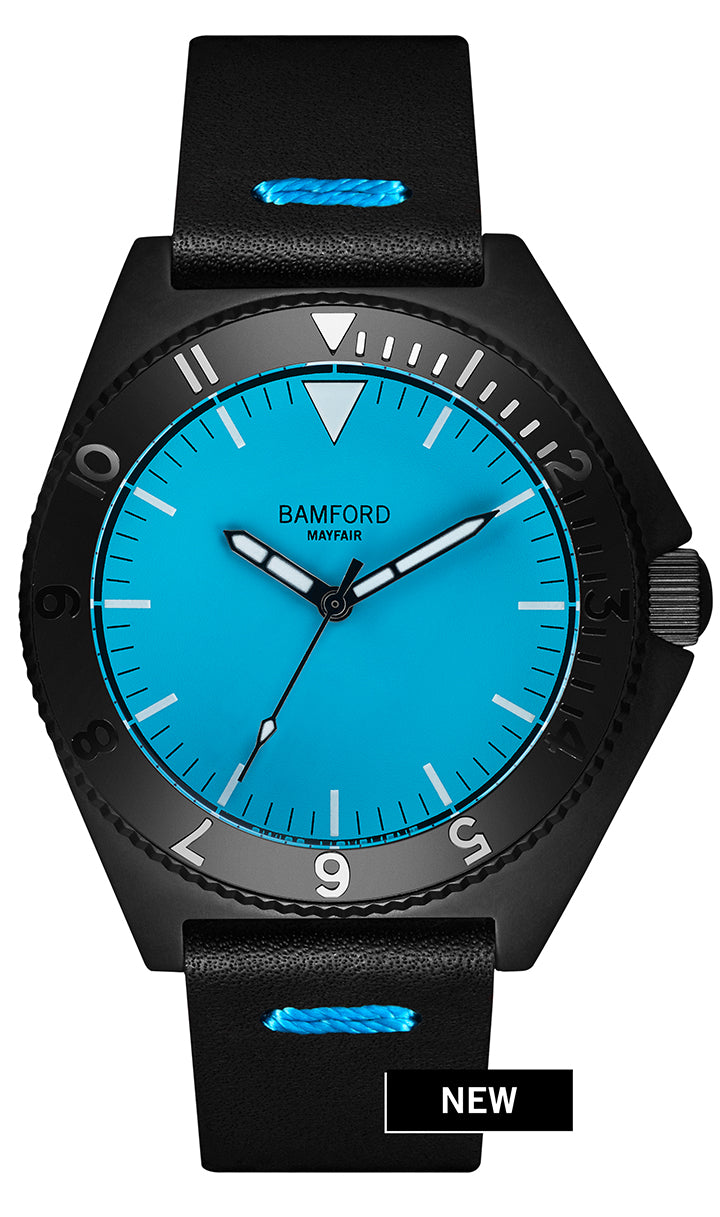 Bamford Mayfair - Blue