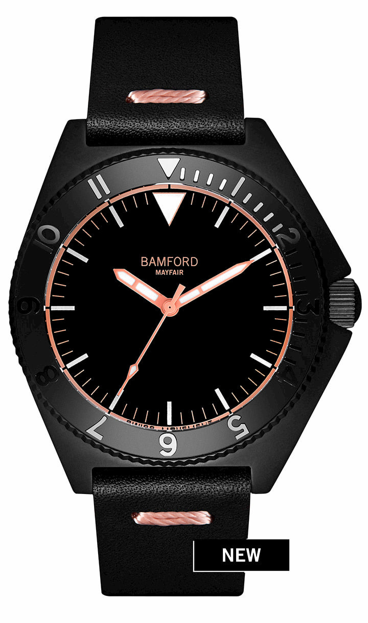 Bamford Mayfair - Salmon Accents