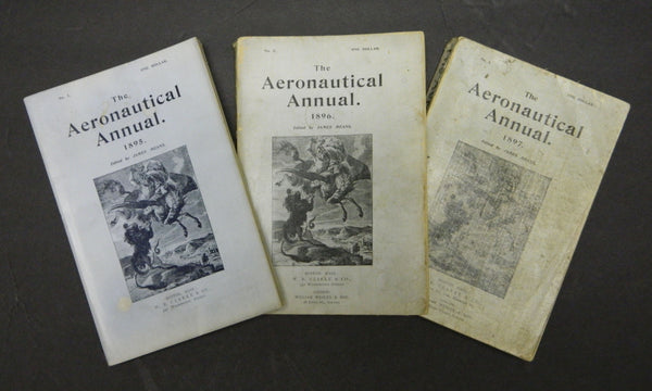 The Aeronautical Annual - 1895/1896/1897
