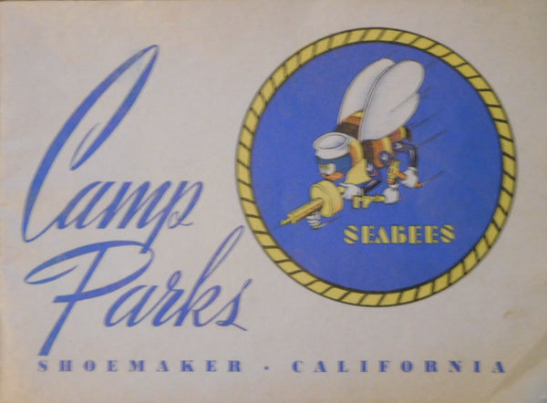 Camp Parks Seabees Lot - 1944