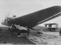 Giant German Aircraft Trials - 1931