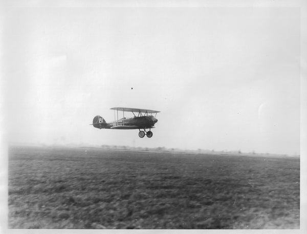 Stuart Auer Begins National Air Race Event - 1928