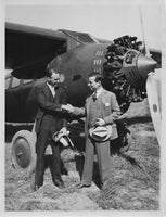 Air Race Record Holder Art Goebel - 1928