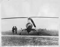 Autogiro Tested by Army - 1937