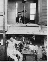 CalTech Works on Speed Increases in Wind Tunnel - 1927