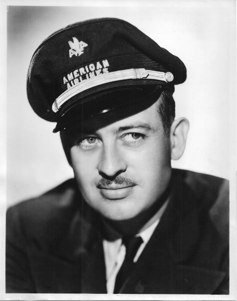 Delta Pilot Samuel H. McCawley Bio Photo - 1938