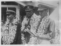 California to Hawaii Crew Rescued - 1925