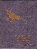 1924 Dayton International Air Race Program